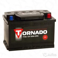 АКБ Торнадо 77 а/ч