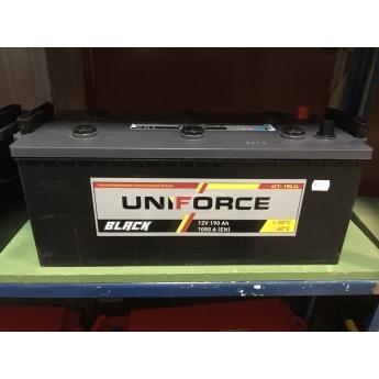 АКБ Uniforce 190 Ah