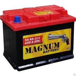 АКБ Magnum 55Ah L