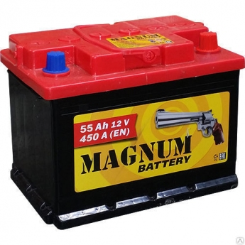 АКБ Magnum 55 Ah