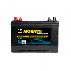 moratti marine & rv energy 90ah