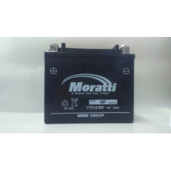 Moratti  12V10 А/ч с/зар.с/эл.(YTX12-BS)1600р.