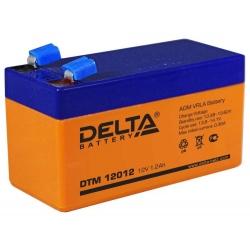 АКБ DT 12012 Delta 650р.