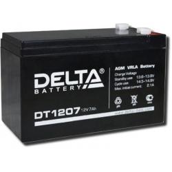 АКБ DT 1207 Delta 1100р.