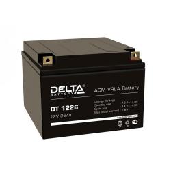 АКБ DT 1226 Delta 3500р.
