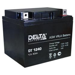 АКБ DT 1240 Delta 4900р.