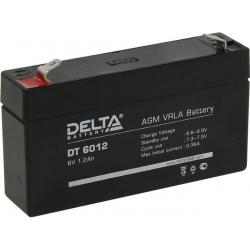 АКБ DT 6012 Delta 400р.