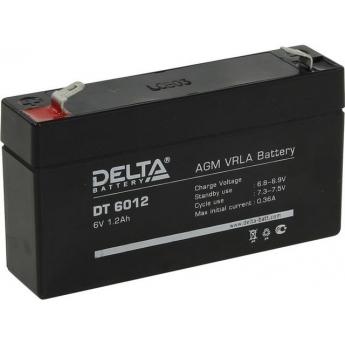 АКБ DT 6012 Delta