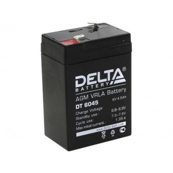 АКБ DT 6045 Delta