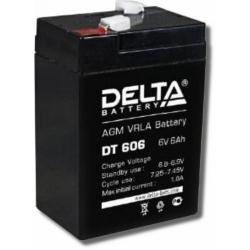 АКБ DT 606 Delta 650р.