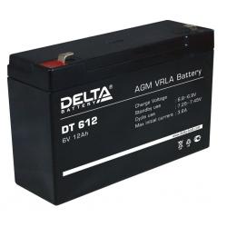 АКБ DT 612 Delta 1000р.