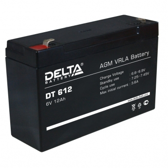 АКБ DT 612 Delta