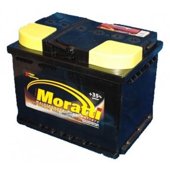 АКБ MORATTI Energy 60Ah