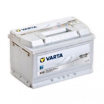АКБ VARTA Silver Dynamic 77 Ah