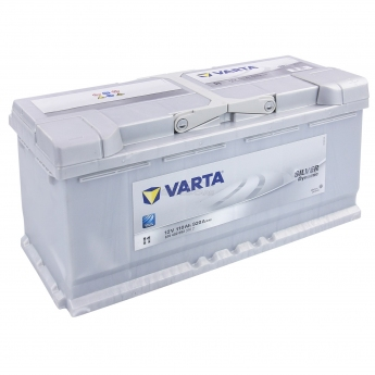 АКБ VARTA Silver Dynamic 110 Ah