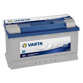 АКБ VARTA Blue Dynamic 95 Ah Прямая полярность