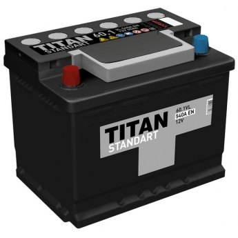 АКБ Titan Standart 60 Ah