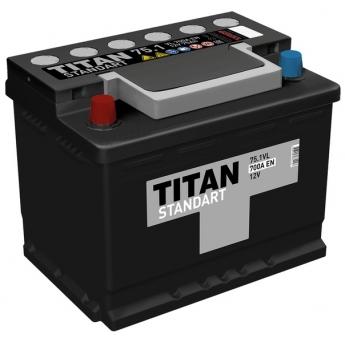 АКБ Titan Standart 75 Ah