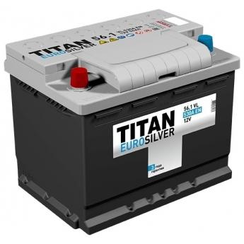 АКБ Titan Euro Silver 56 Ah