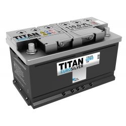 Titan Euro Silver 110 Ah