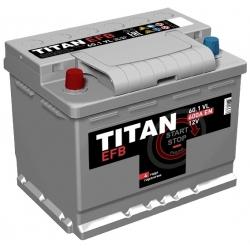 Titan EFB 60 Ah