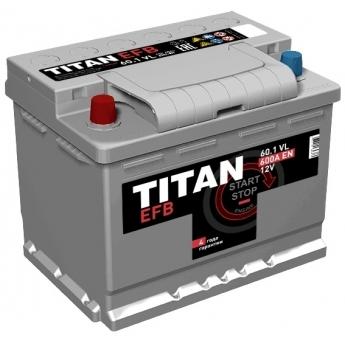 АКБ Titan EFB 60 Ah