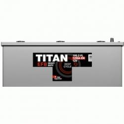 АКБ Titan EFB 190 Ah