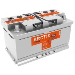 АКБ Titan Arctic Silver 100 Ah