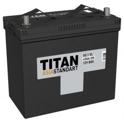 АКБ Titan Asia Standart 50 Ah