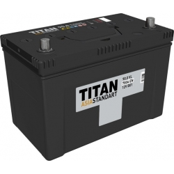 АКБ Titan Asia Standart 90 Ah