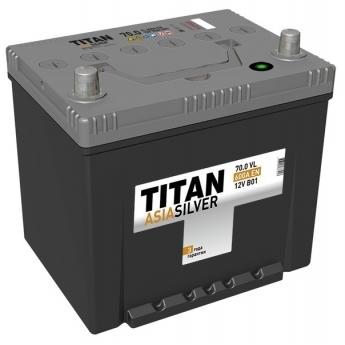 АКБ Titan Asia Silver 70 Ah