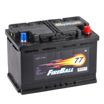 АКБ FireBall 77 Ah Обратная полярность