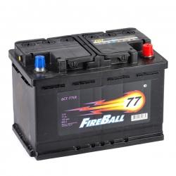 АКБ FireBall 77 Ah