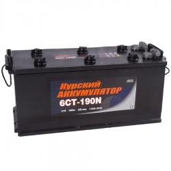 Курский аккумулятор 190 а/ч Болт