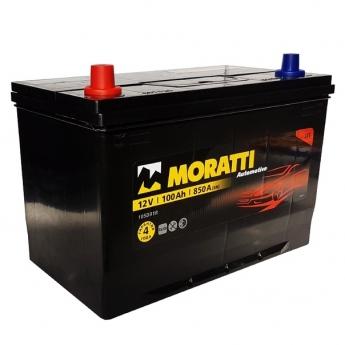 АКб Moratti Asia 100 Ah Прямая полярность
