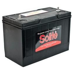 АКБ SOLITE 120 Ah (Для американских тягачей)