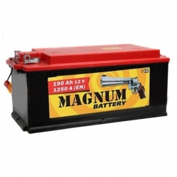 АКБ Magnum 190 Ah Болт