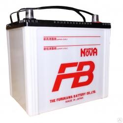 АКБ FB Super Nova  45Ач 55B24L