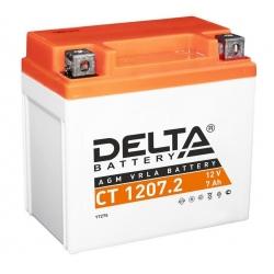 АКБ DELTA CT1207